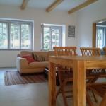 Apartman nappali/étkező